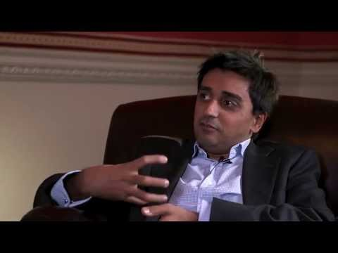In conversation with...Tom Morgan and Sameer Modha