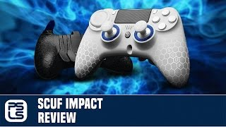 SCUF Impact Review - Paddle Party (PS4)