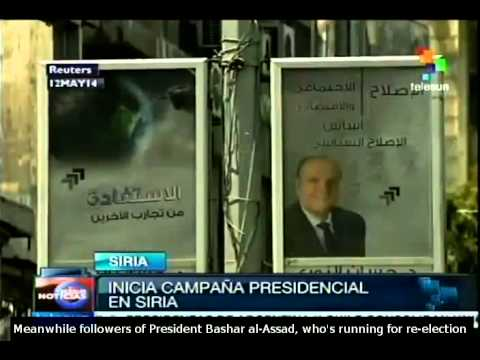 Syria election campaign begins with full support to Bashar al-Assad