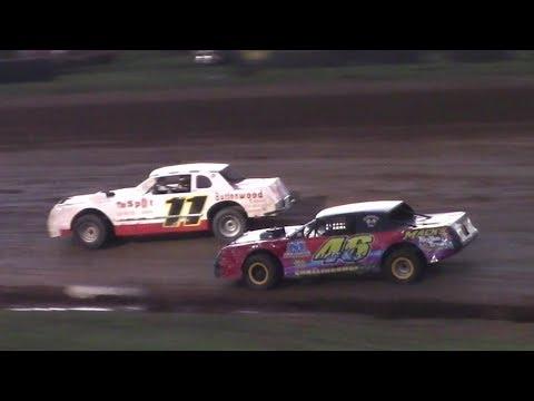 Pure Stock Heat One | McKean County Raceway | 9-30-17