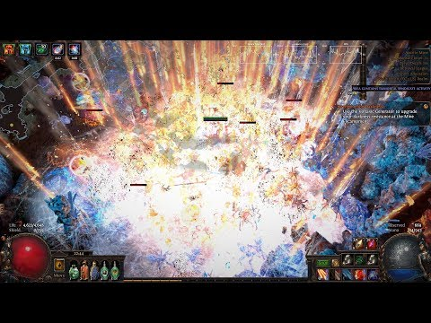 Path Of Exile - A Storm Of Ice And Fire