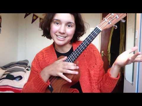 musicals mashup ukulele tutorial! | VEDO #15