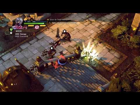 Sacred 3 [ 4K | 60FPS | Gameplay | No Commentary | Walkthrough ] - Episode 1 - Halios