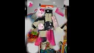 видео детские зимние костюмы