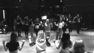 180823 CL - HELLO BITCHES DANCE PRACTICE (Unseen 2015)