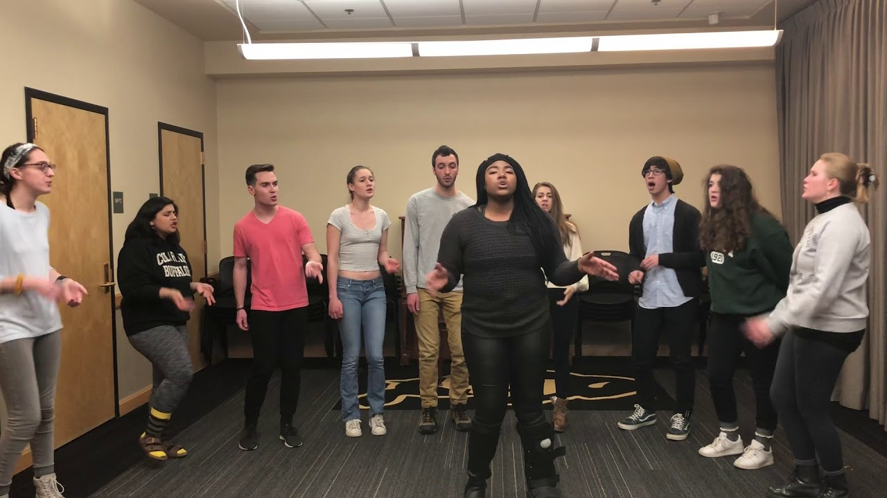 Fallin'- Mile 21 A Capella