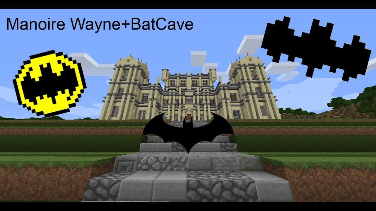 Download Map Batman Minecraft