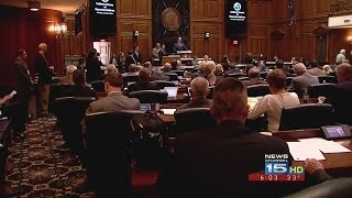 Local legislators discuss 2014 Indiana General Assembly
