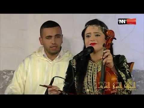 LE PASSAGE DE SALIMA KHEROUBI (( 'Numédia TV ))