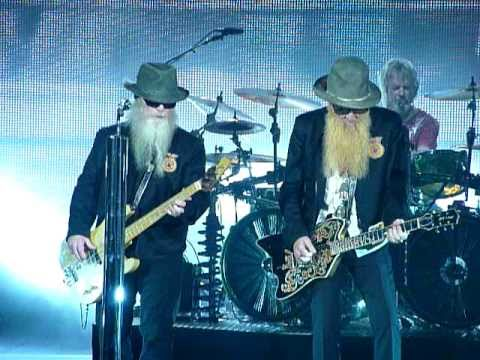 ZZ Top   Party On The Patio
