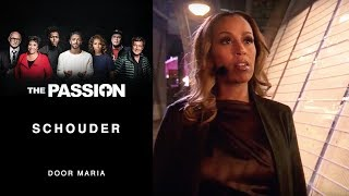 The Passion 2018: Glennis Grace - Schouder