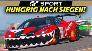 Siegeshunger! | Gran Turismo Sport | Ferrari 458 GT3 @ Suzuka Circuit | Let's Play GT Sport