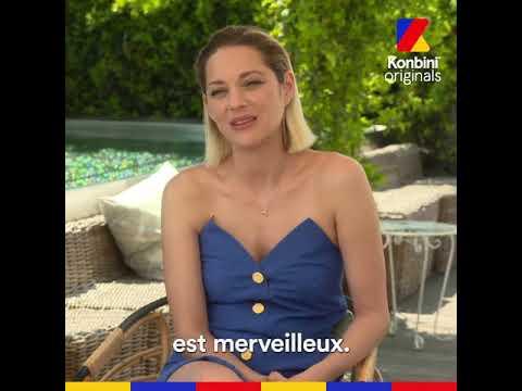Straight Outta Cannes - Marion Cotillard