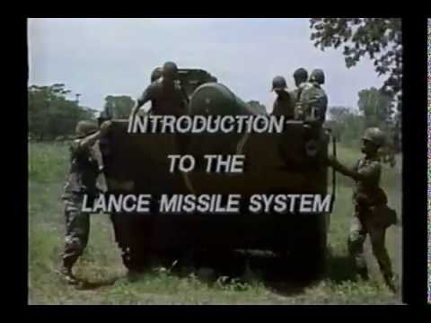 Introduction to the Lance Missile System