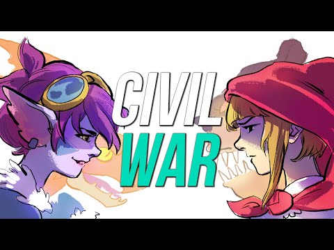 Imaqtpie - CIVIL WAR