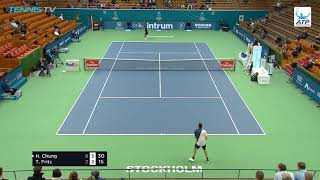 Hot Shot: From Fire To Finesse, Fritz Finds The Winner In Stockholm 2018