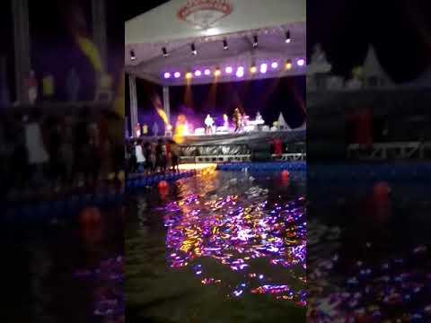 Konser regge di ancol. Hari kemerdekaan Indonesia. 17 Agustus 2017