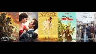 AJ's Movie Reviews: TMNT 2, Me Before You, Popstar, Do-Over & Love & Friendship(6-3-16)