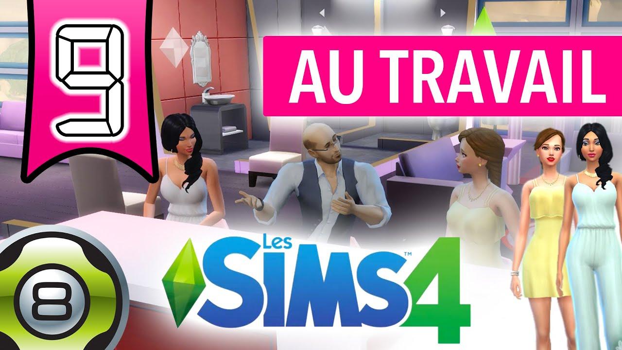4 mars 2017 ... Retrouvez également les Logos, Renders et Artworks du pack de jeu Les Sims 4  - Au Travail dans la galerie du site ici : olideg created an...
