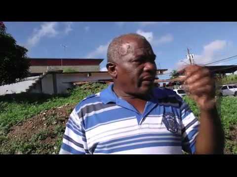 The Rainy Season cause havoc in Fyzabad - Trinidad & Tobago