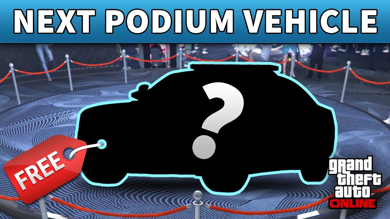 GTA Online NEW CASINO PODIUM VEHICLE LIST | Possible PODIUM CARS for the NEXT GTA 5 WEEKLY UPDATE