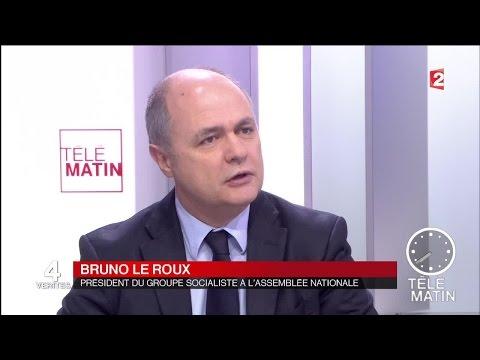 Les 4 vérités - Bruno Le Roux - 2016/02/10