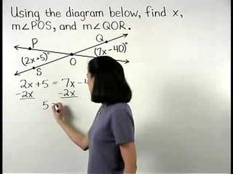 Geometry Practice Problems - MathHelp.com - 1000+ Online Math Lessons