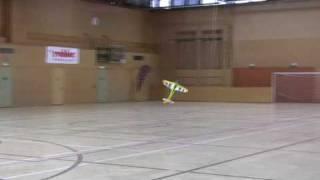 Indoorkunstflug Bruckmann Gernot