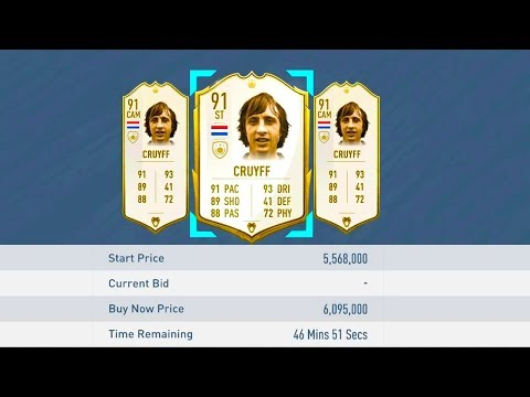 FIFA 20 GLITCH: How To Get CRUYFF For FREE (Unlimited Coins) *Working*