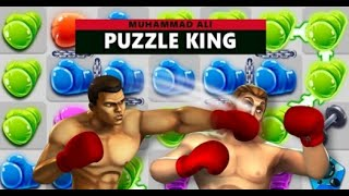 Muhammad Ali Puzzle King Full Gameplay Walkthrough