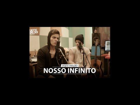 Breno e Caio Cesar - Nosso Infinito (Letra)