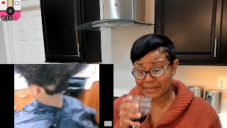 HAIRDRESSER REACTS TO HER OWN WORK! OMG IVE CAME A LONG WAY
