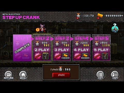 MSA. CRANK!  4 PLAYS  !!! (2.20.1 ver)