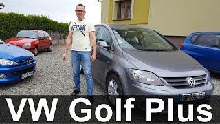 Volkswagen VW Golf 1.9 TDI 105km  2007 r Prezentacja Test www.polmoto.pl