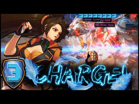 DFO Charge! - [Female Striker] - CANCELLATION CARNAGE! (With Updates Tomorrow!)