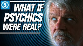 5 Ways The World Would Change if Extrasensory Perception Was Possible...