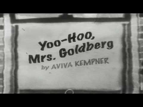 BBN3: Yoo-Hoo, Mrs. Goldberg at this year's San Francisco Jewish Film Festival