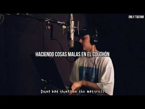 EXO - THE EVE (HENRY DEMO VER.) |SUB ESPAÑOL - ENGLISH LYRICS|
