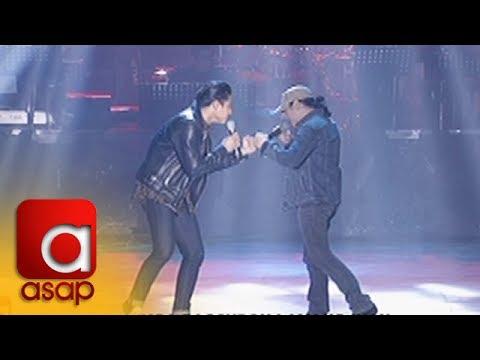 """ASAP: Daniel and Naldy Padilla sing """"Pagsubok"""""""