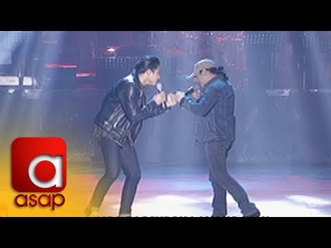 ASAP: Daniel and Naldy Padilla sing