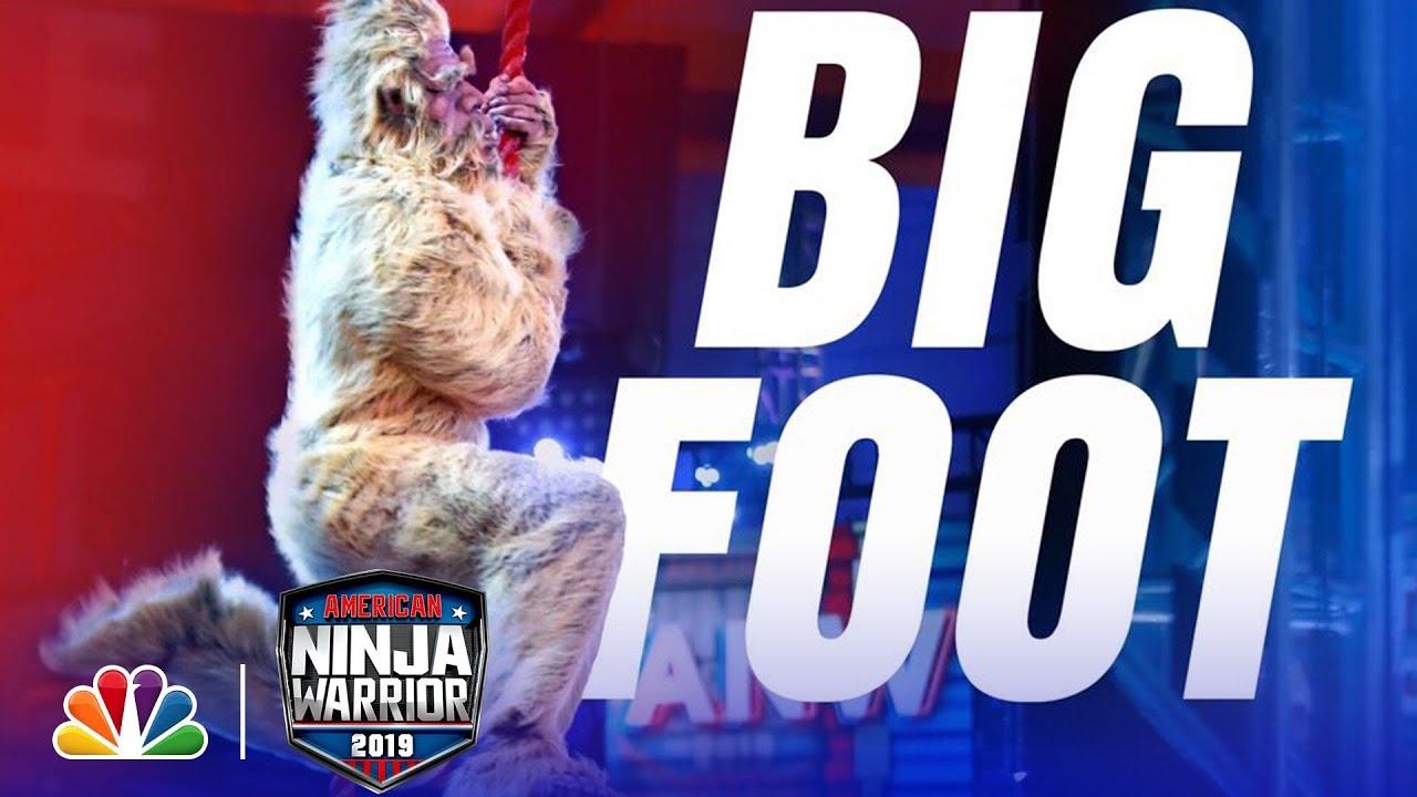 Download The Bigfoot Ninja Warrior - American Ninja Warrior 2019 (Digital Exclusive)