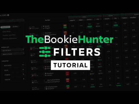Tutorial TheBookieHunter Filters - ¿La herramienta perfecta?