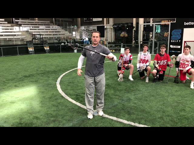 Millon Lacrosse Tip of the Month - Proper Throwing Mechanics