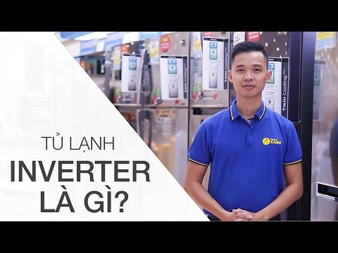 Tủ lạnh Inverter là gì? • Điện máy XANH
