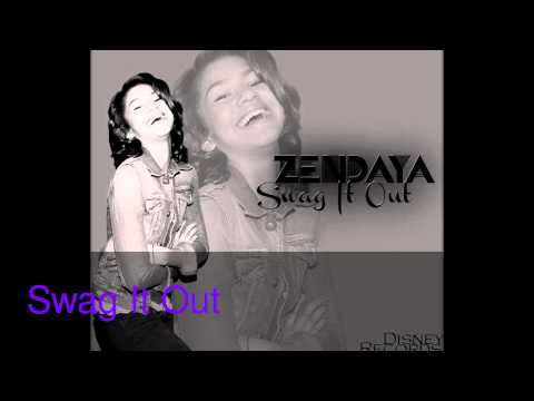 swag it out zendaya