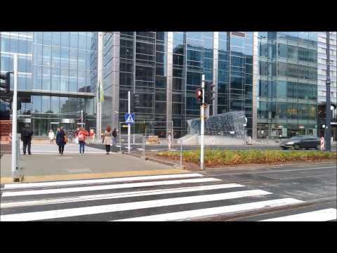 Metro Rondo ONZ w Warszawie