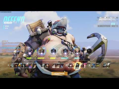 Overwatch Alt F4 to get fps boost