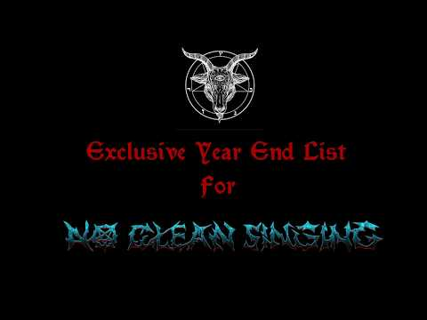 Best of Black Metal 2017 Year End List for nocleansinging