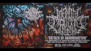 MENTAL CRUELTY - FATHER OF ABOMINATION (FT. DUNCAN BENTLEY & DIOGO SANTANA) [SINGLE] (2017) SW EXCL
