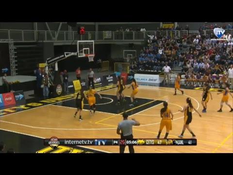 Liga ABE: CETYS vs UANL Femenil